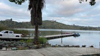An image of Lake Murray.