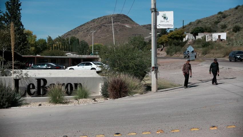 Mexico Border Killings