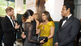 Harry, Meghan, Beyonce and Jay-Z