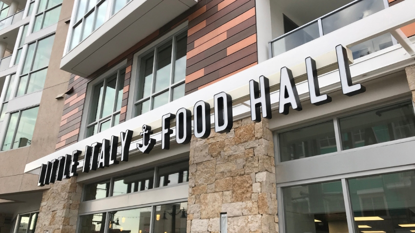 Little Italy Food Hall Preview 1