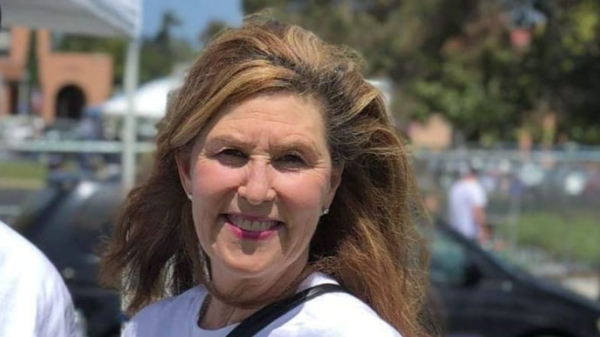 An image of Lori Gilbert Kaye, the 60-year-old woman who was killed during a shooting at the Chabad of Poway synagogue on April 27, 2019.