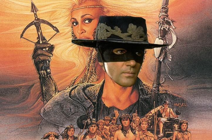 Mad Max Zorro