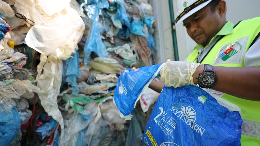 Malaysia Recycle Scraps