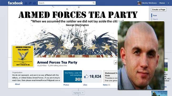 Marine-Facebook-Page