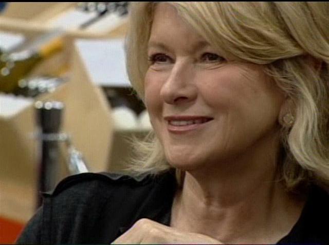 Martha Stewart 101809