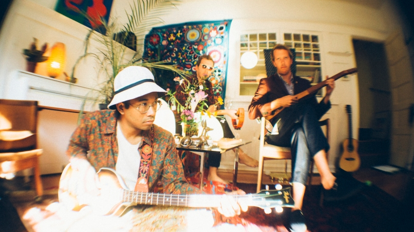 Mattson 2 and Toro y Moi by Lucky Banks Kenny