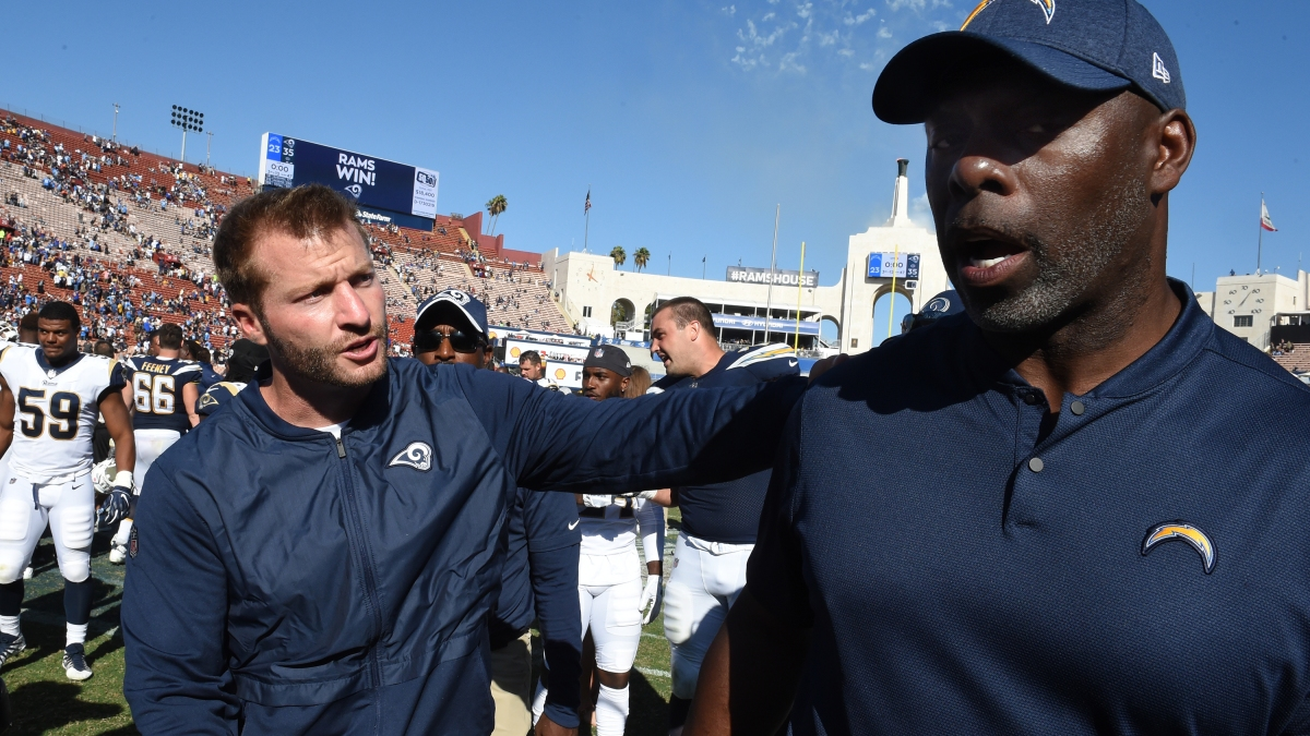 """It's a """"Hard Knocks"""" Life For Rams and Chargers"""