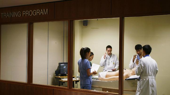 Medical School Training