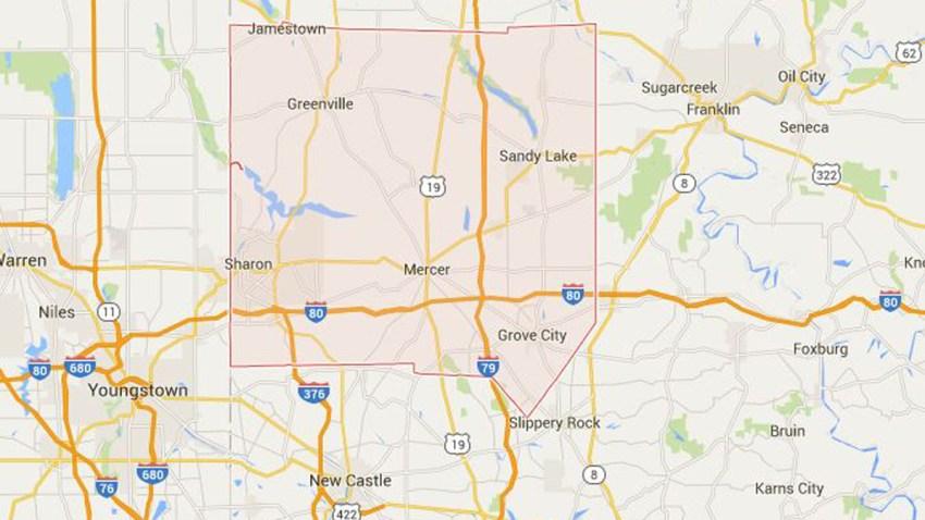 Mercer-Countymap