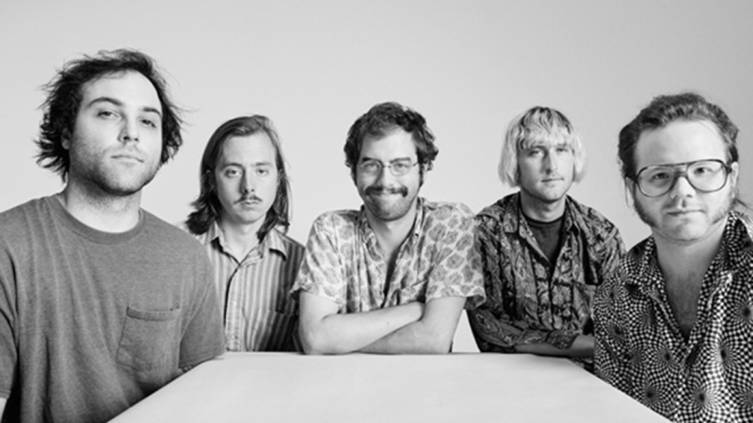 Mild High Club press photo by Isaac Sterling