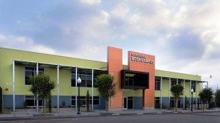 Monarch School Picture