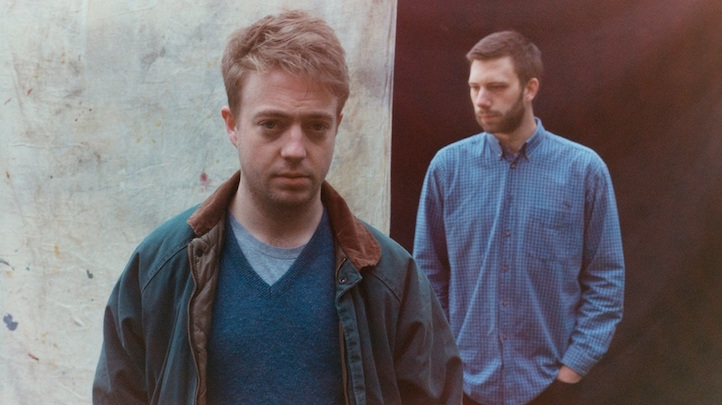 Mount Kimbie Press Photo