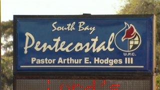 South Bay Pentecostal Church in Chula Vista.