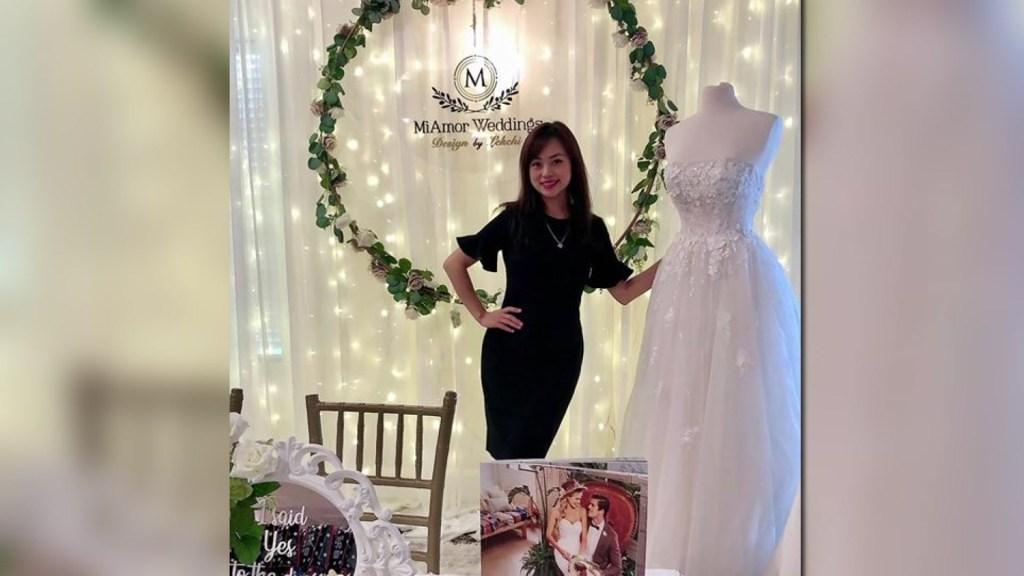 Jennie Bradach bridal wedding shop