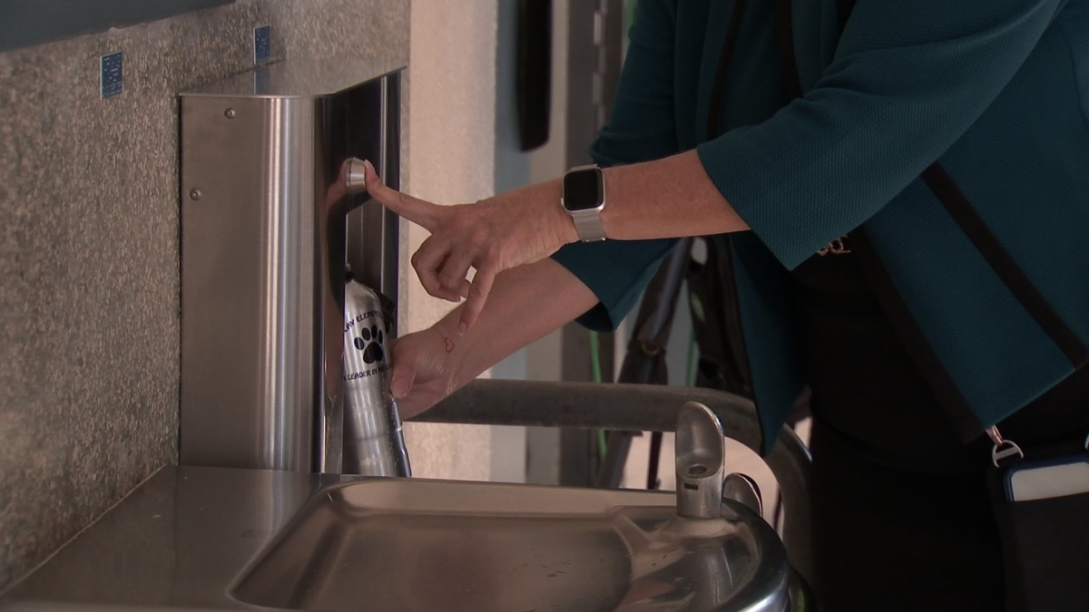 SDUSD Approves New Filtered Water Stations Across District