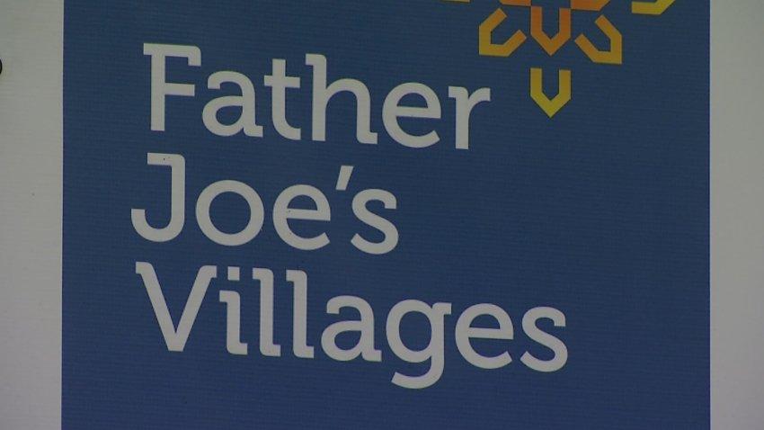 Father Joe's Villages logo