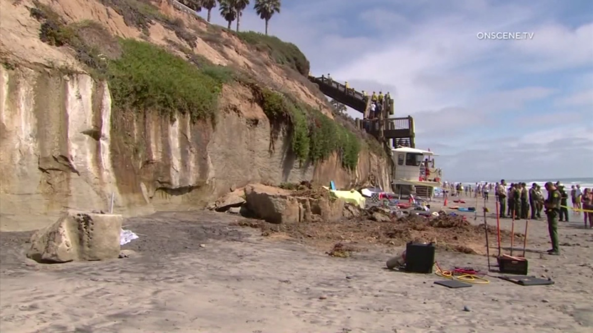Local Leaders to Announce Plans to Stabilize Bluffs