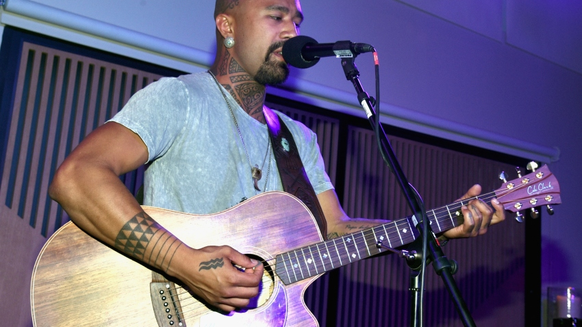 Jan. 1: Nahko and Medicine for the People at the Belly Up