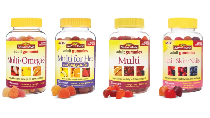 Nature Made Gummies Recall