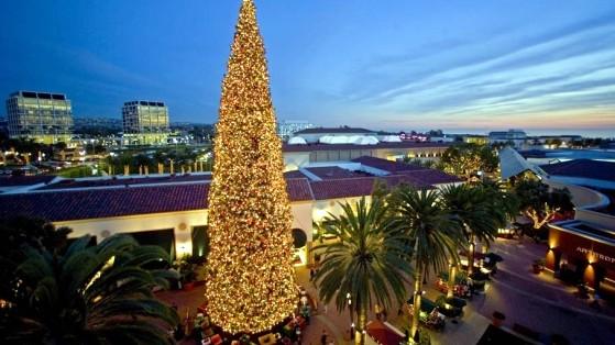 Orange County Tree Lightings Nbc 7