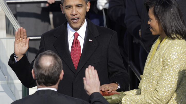 YE Obama Inauguration