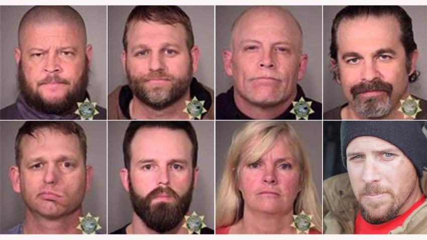 Oregon Occupiers Mugshot