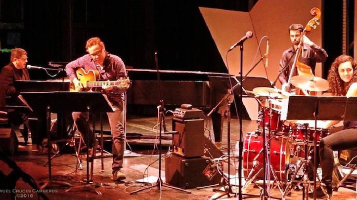 Otmaro Ruiz Quartet