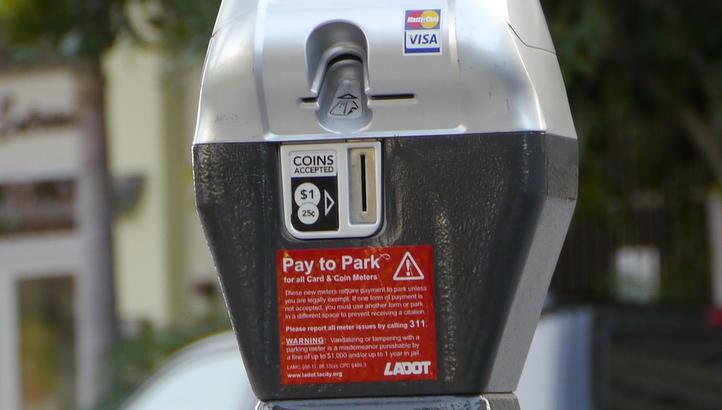Parking Meter [genericsla]