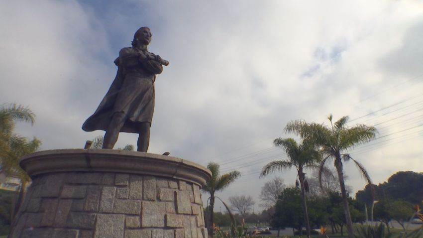 City of Chula Vista to Decide on Removal of Christopher Columbus Statue in Park