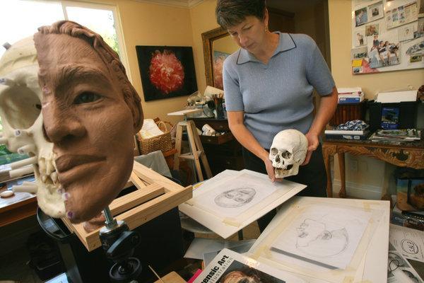 PJ Puterbaugh Forensic Artist
