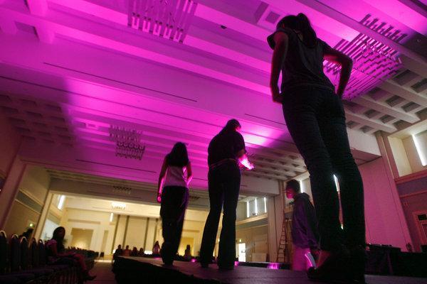 Palomar College Fashion Show