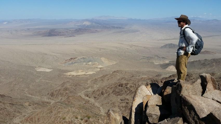 The California Desert on the Mojave Trail