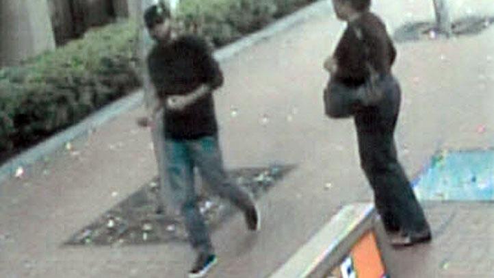 Pedestrian-Robbery