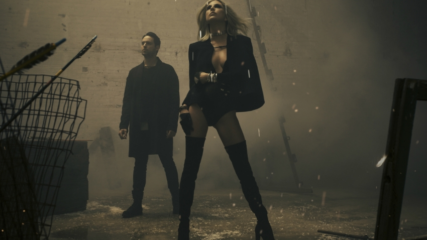 Phantogram By Timothy Saccenti