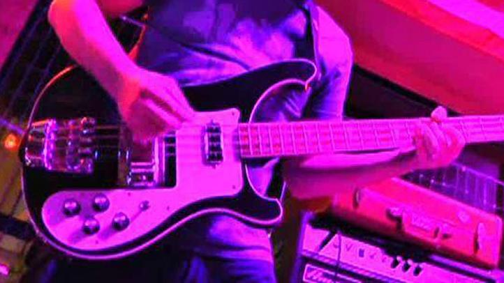 Pink-Guitar