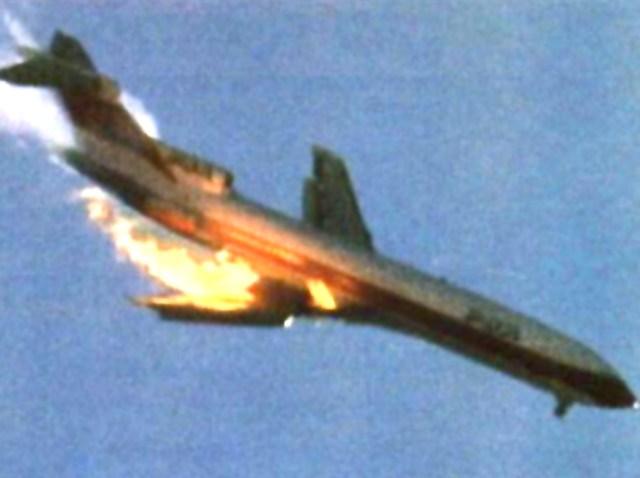 PSA 182 Crash