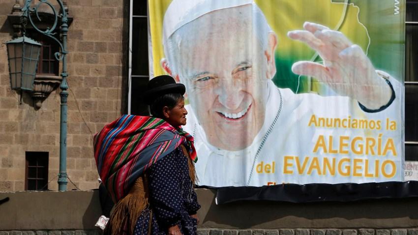 Bolivia Pope