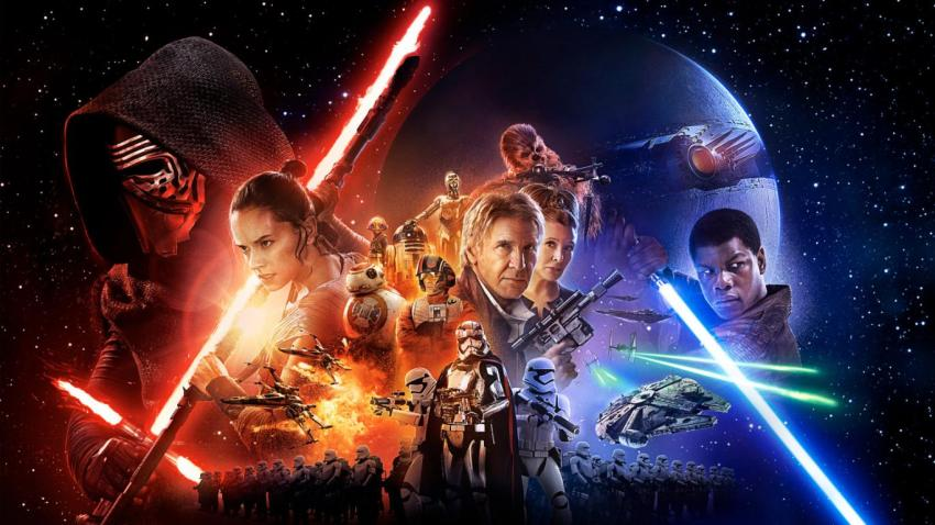 Poster Episode VII The Force Awakens