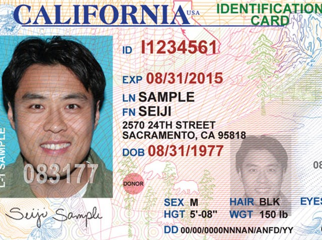 Production Problems Delay New California Driver Licenses