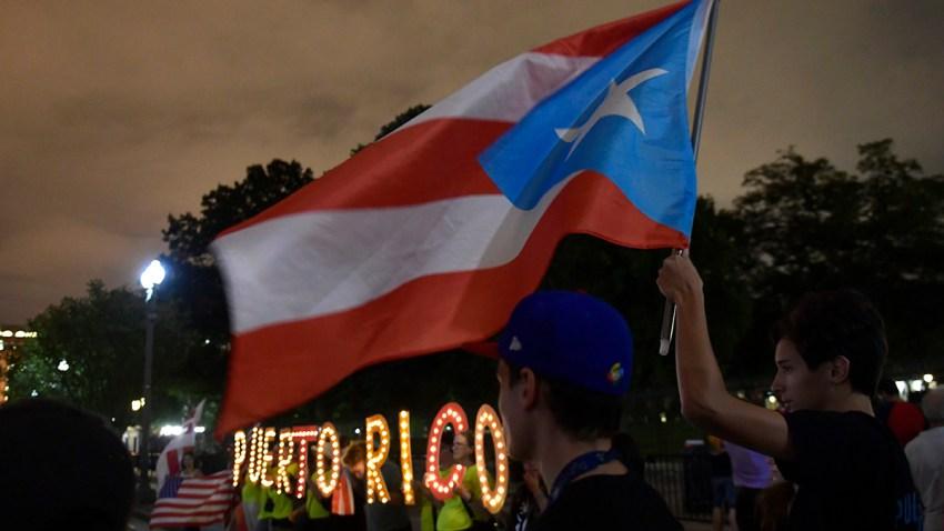 Puerto Rico Vigil