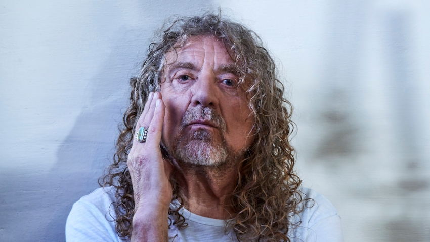 Robert Plant by Mads Perch