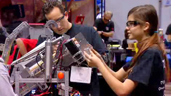 Robotic-Competition-0307