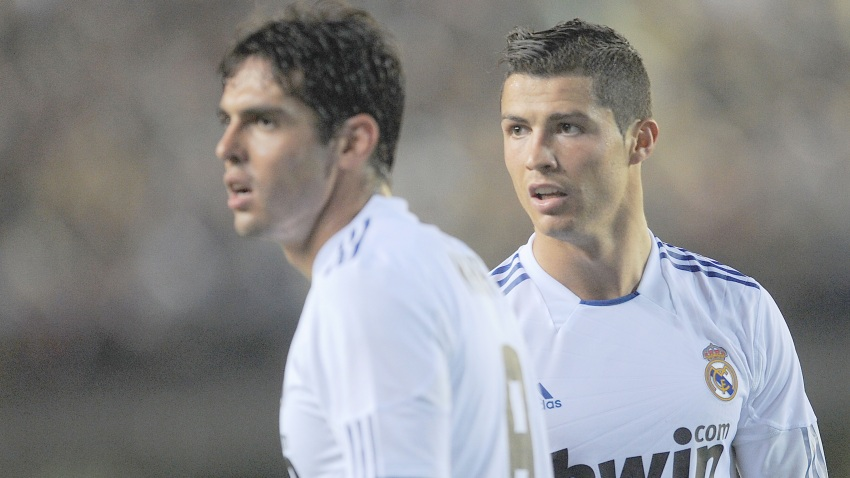 Ronaldo-Kaka-Madrid