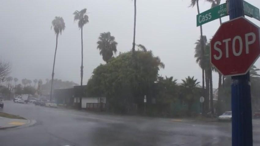 SAN DIEGO RAIN 0106