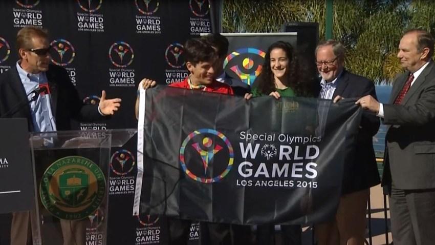 SD Special Olympics