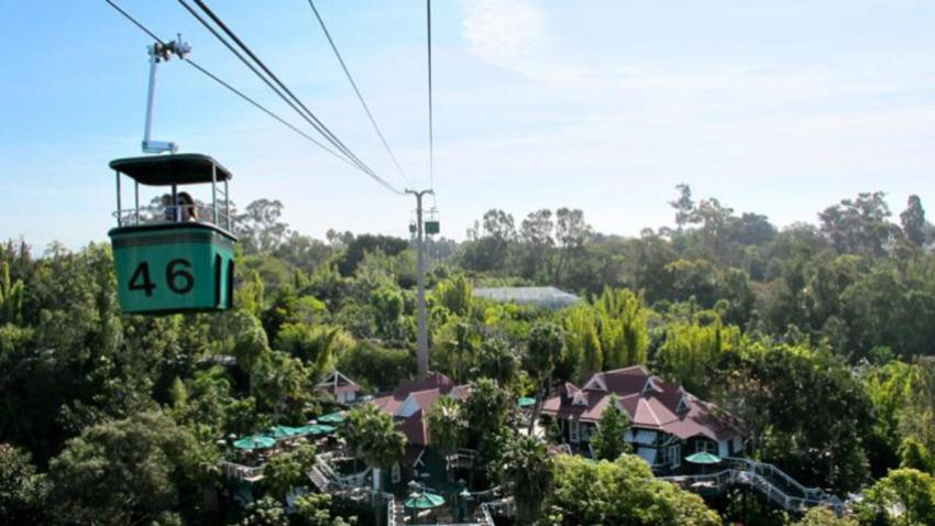 SD ZOO SKYFAIR AERIAL TRAM