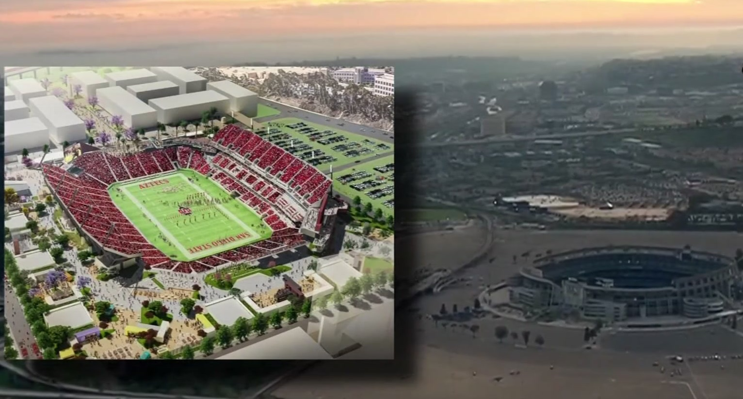 SD City Council Unanimously Approves Sale of Mission Valley Stadium Site to SDSU
