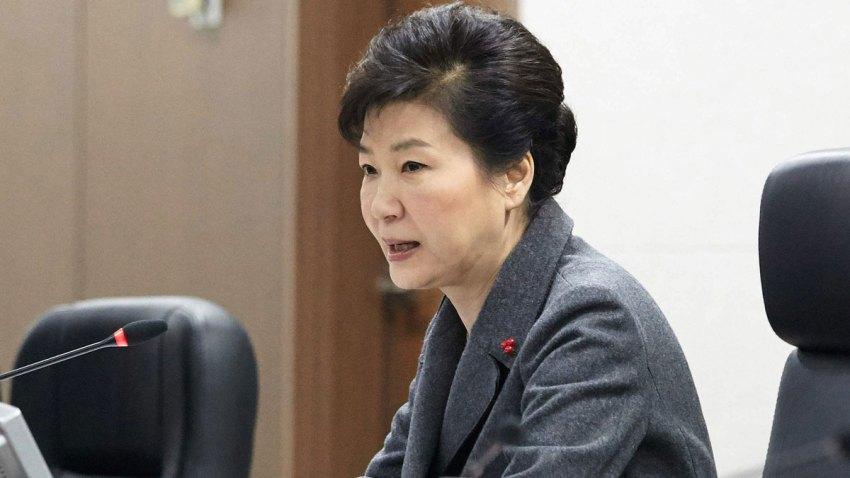 South Korea North Korea Nuclear Park Silver Lining