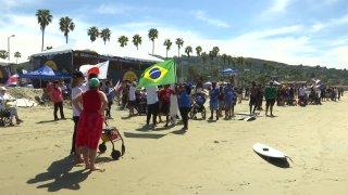ParaSurfing Event