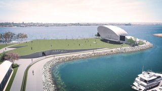 San Diego Symphony project